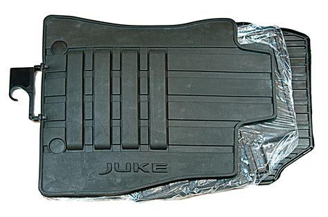 4x nissan juke genuine car floor mats tailored rubber