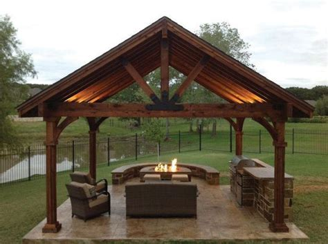Backyard Pavillion by 25 Best Ideas About Outdoor Pavilion On