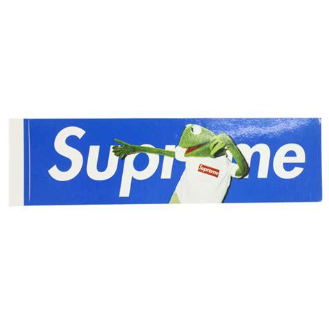 supreme box logo image gallery kermit supreme box logo