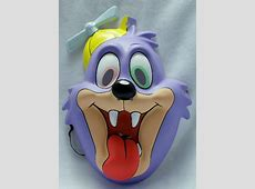 Tiny Toons Dizzy Devil Tazmanian Devil Taz Halloween Mask ... Ford Parts Giant