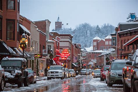 galena illinois holiday getaway to galena illinois midwest living