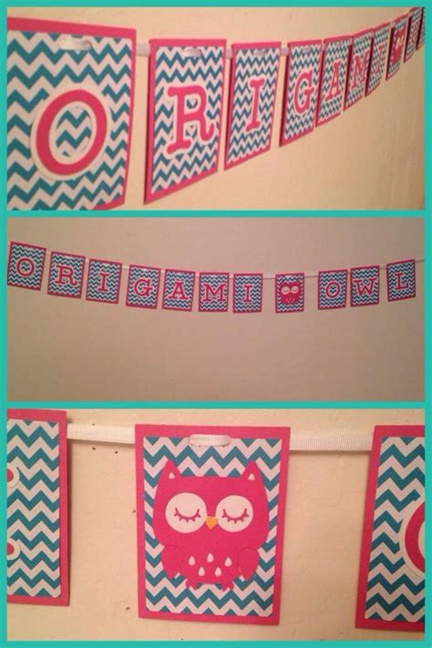 Origami Owl Banner - pin by riesgo on decor s banner