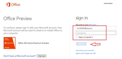 Microsoft Office Log In How To And Install Microsoft Office 2013 Step By Step