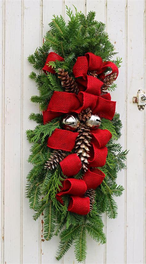 how to fix externa christmas decorations how to make a swag fynes designs fynes designs