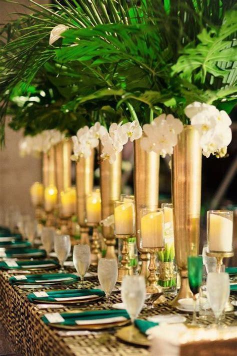 deco decorations 37 deco wedding centerpieces that inspire happywedd