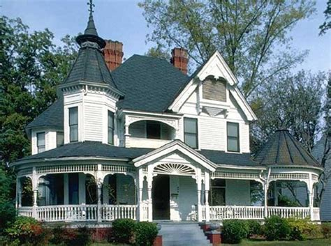 Small Farmhouse Plans Wrap Around Porch by Gallery Queen Anne Victorian Home Plans