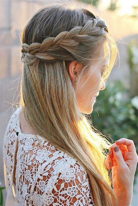 pics of french plaited hair get 20 half french braids ideas on pinterest without