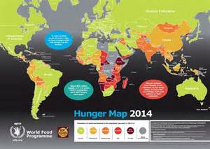 mapping hunger with your students wfp united nations