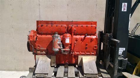 scania sc 673 engine block used esn 5223874