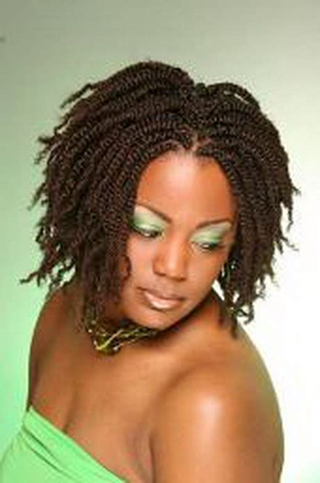 nappy short cuts for blacks 2015 short kinky twist for black women ladies haircuts styling