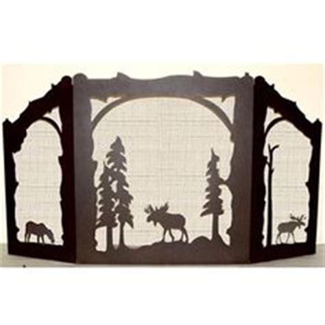 black moose deer decor on moose moose
