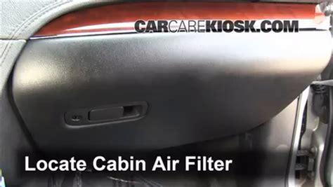 cabin filter replacement lincoln mks 2009 2016 2011 service manual 2009 2016 lincoln mks cabin air filter check 2011 lincoln mks 3 7l v6 service