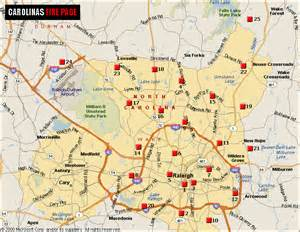 map of raleigh carolina cfp raleigh stations
