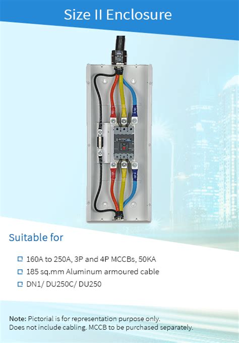 ss enclosures  mccb electrical automation lt india
