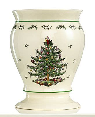 spode bathroom accessories closeout spode bath accessories christmas tree trash can
