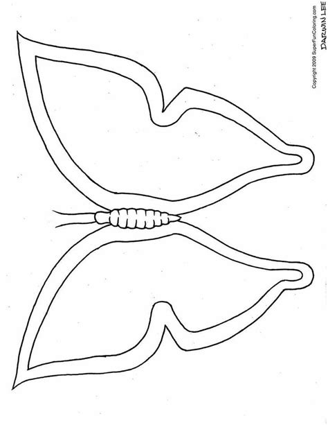 coloring pages of butterfly wings 159 best butterfly printables images on pinterest