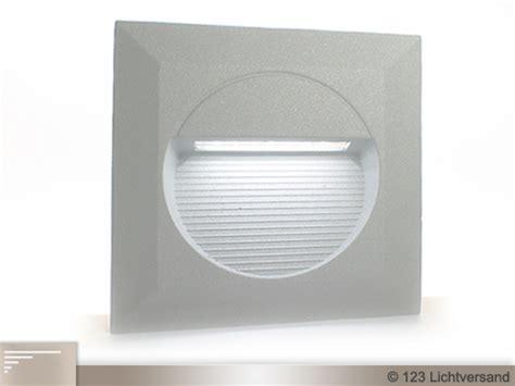 treppenspots led 1 3x rayon 2 eckig led 230v ip65 treppenbeleuchtung