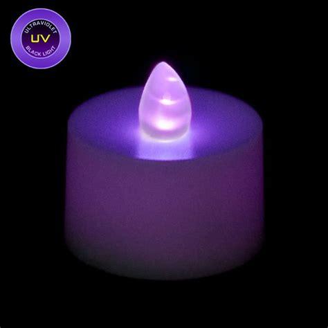 flicker lights battery operated flickering battery operated tea light candle uv black light