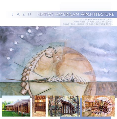 Prairie House native american architecture ladouceur architecture amp design