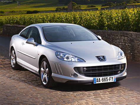 new peugeot 407 peugeot 407 tuning image 121