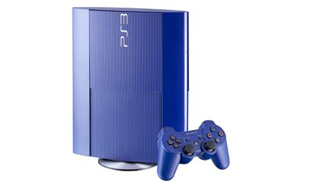 Blue Ps3 8 azurite blue playstation 3 coming october 8th reactor