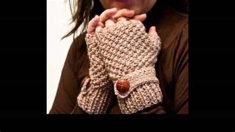 pattern gloves youtube how to crochet fingerless gloves for beginners youtube