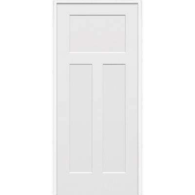 interior 3 panel doors 3 panel prehung doors interior closet doors the