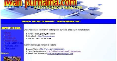 membuat website kontak jodoh part 3 membuat halaman kontak program ta program