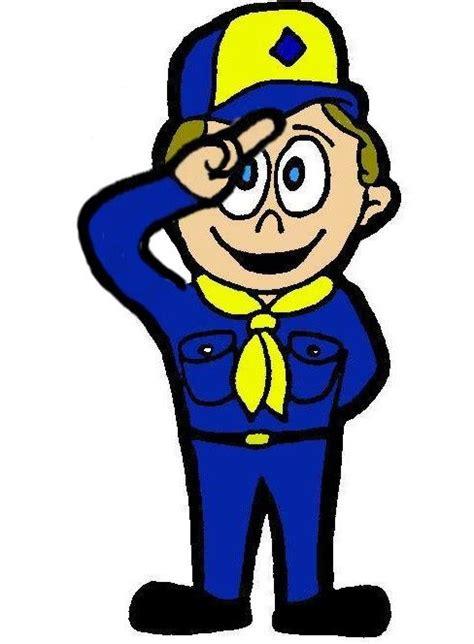 clipart scout cub scout salute clip pictures cub scout clip
