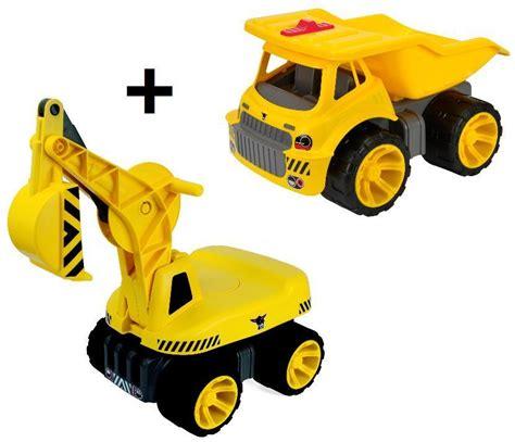 Big Maxi big maxi graafmachine big maxi kiepwagen altoys