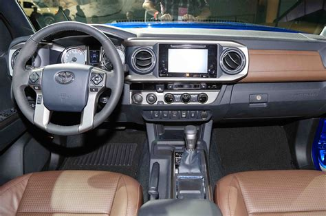 Toyota Tacoma Interior Dimensions by 2017 Toyota Sequoia Limited Interior 2016 2017 Best Cars Review