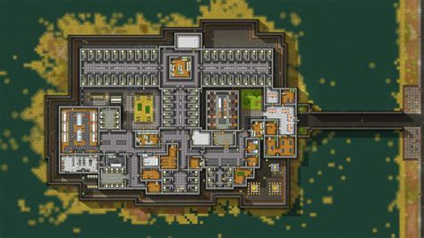 prison architect lands on consoles june 28 vg newswire