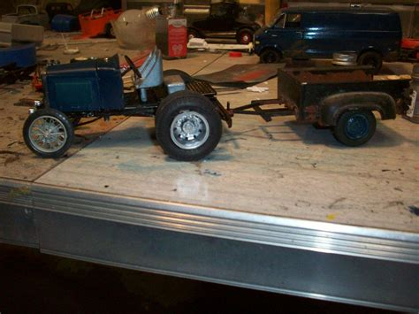 doodlebug vehicle another doodlebug on the workbench model cars magazine