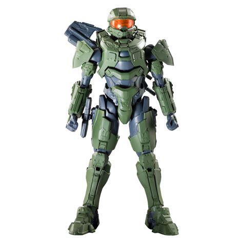 master p figure bandai toys sprukits level 3 halo master chief figure