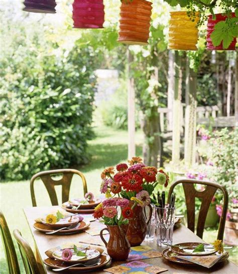 summer backyard decorating ideas outdoor party decorations summer party decorating ideas
