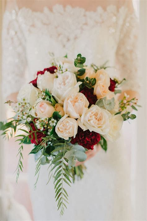 paige simons relaxed winter country wedding