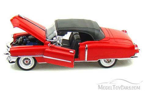 Welly Nex 53 Cadillac Eldorado welly 1953 cadillac eldorado diecast model car 22414 scale 1 24 color ebay