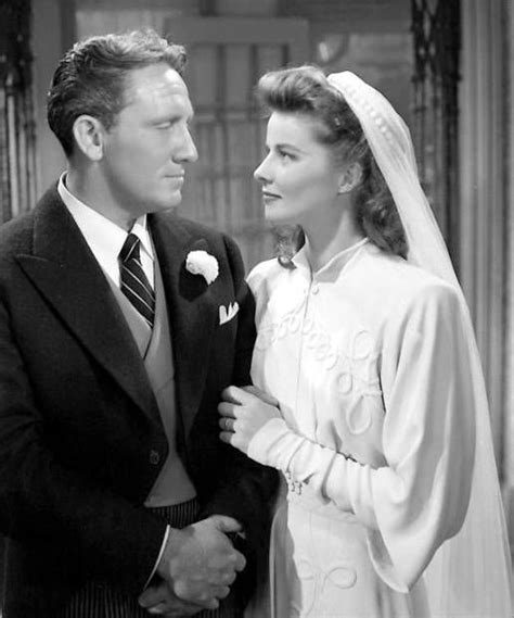 why spencer tracy never left his wife louise treadwell for spencer tracy and katharine hepburn woman of the year