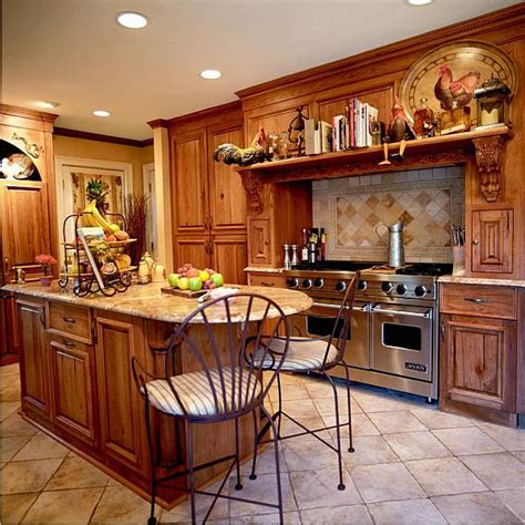 Country Style Kitchen Traditionally Modern Country Kitchen Design