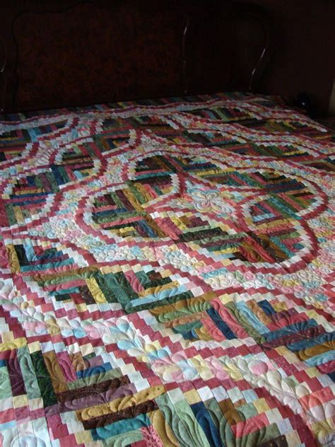 ideas  log cabin quilt pattern  pinterest log cabin patchwork patchwork