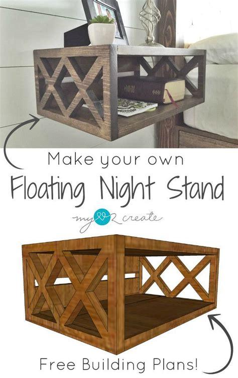 Diy Floating Shelf Nightstand by Best 25 Floating Nightstand Ideas On