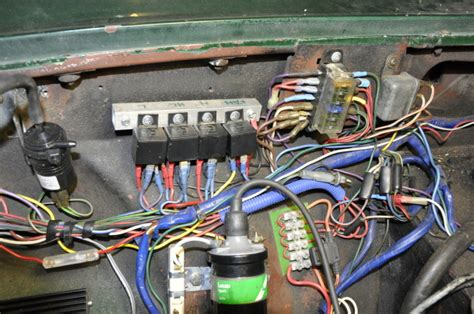 great mgb starter relay ideas electrical circuit diagram