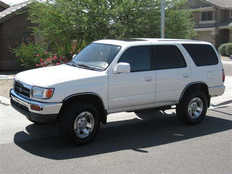 Toyota 4runner 1998 1998 Toyota 4runner Iii Pictures Information And Specs
