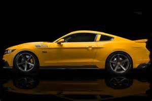 Ford Mustang Saleen 2015 Saleen Ford Mustang S302 Black Label Cars