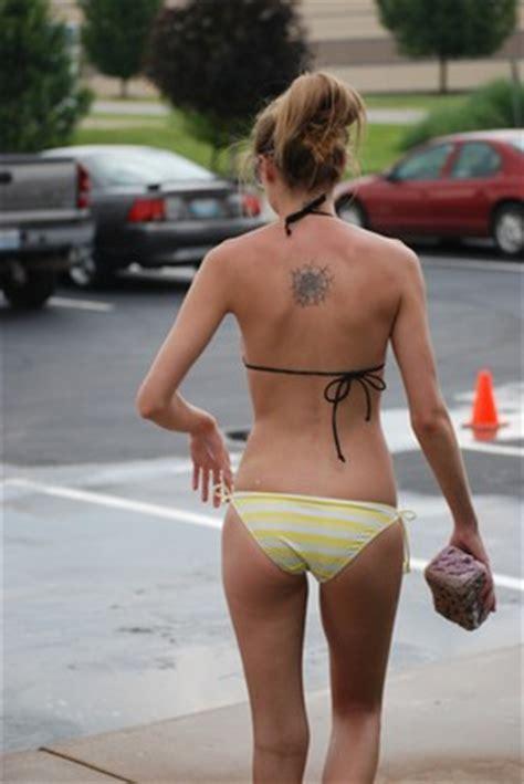 saving the world, one bikini car wash at a time   news blog