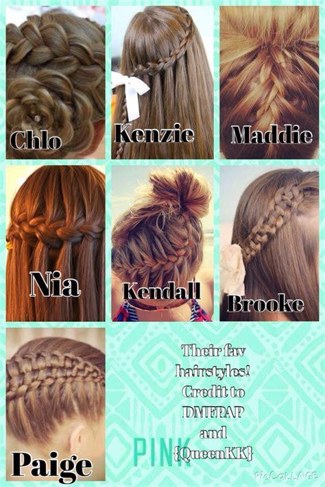 dance mom hairstyles 19 best kenzie images on pinterest maddie ziegler dance