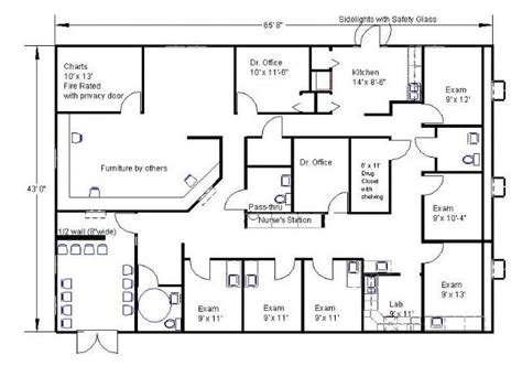 medical office floor plan sles modular medical clinic health and wellness pinterest