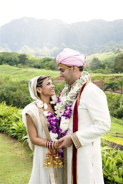 Indian wedding at The Royal Hawaiian in Honolulu   Junebug