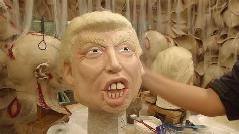 donald trump halloween mexican factory sees rise in demand for trump masks