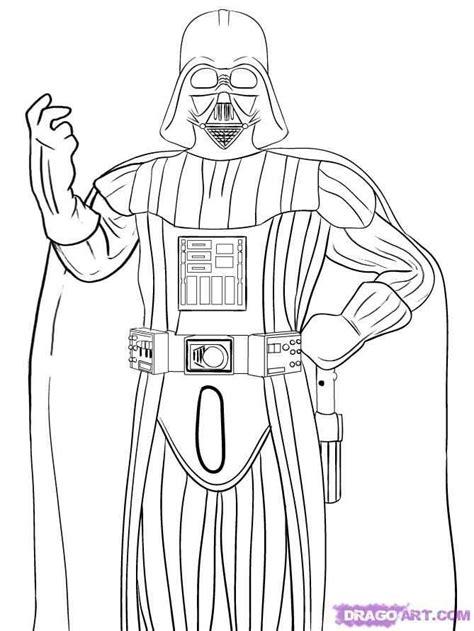 coloring page star wars darth vader printable darth vader star wars coloring pages coloring